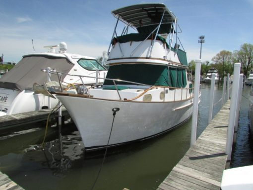 36′ 1983 Marine Trader DC REDUCED !!!!!  MAKE AN OFFER!!!!!!