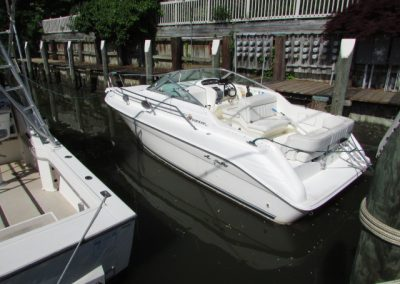 REDUCED 25′ 1997 Sea Ray Sundancer 250