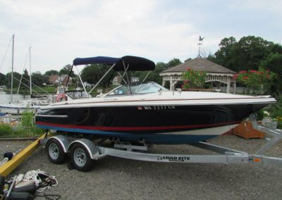 20′ 2008 Chris-Craft  Lancer Speedster Heritage Edition