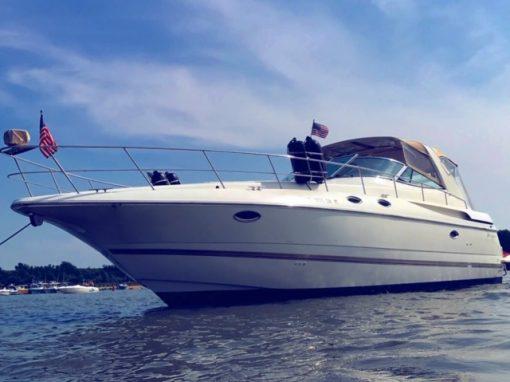 38′ 1998 Cruisers Yachts 3870 Espirit