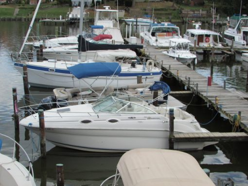24′ 2003 Sea Ray 240 Sundancer