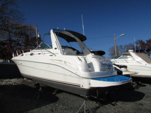 2003 34′ Sea Ray Sundancer 340