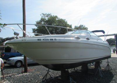 26′ 2000 Sea Ray 260 Sundancer Asking $23,900